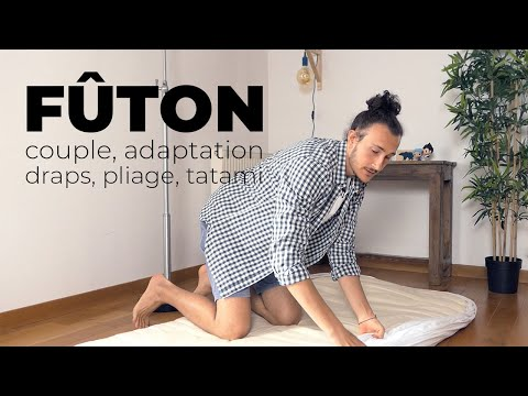 DORMIR SUR UN FUTON : Couple, Temps d'Adaptation, Tatami, Draps, Pliage ou Roulage, Usage 🌸