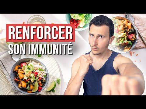 5 Aliments pour Renforcer son Système Immunitaire Naturellement !