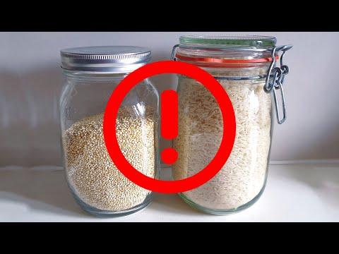Ce que vous Devez ABSOLUMENT Faire Avant de Manger votre Riz ou votre Quinoa ! ❌🍚