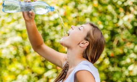 Déshydratation : ce qui vous arrive si vous ne buvez pas assez