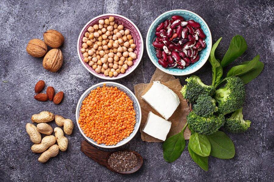 se-muscler-vegan-vegetalien-vegetarien