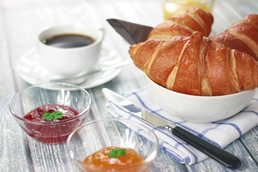 Le petit-déjeuner français vous rend gras, fragile et vieux