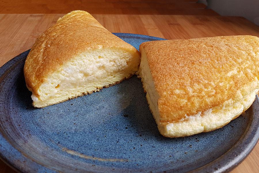 [Recette] Omelette soufflée mousseuse et fluffy