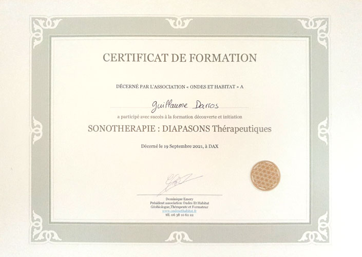 certification-sonotherapie-guillaume-feelgood